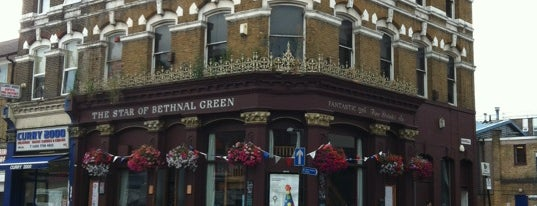 Star of Bethnal Green is one of London.