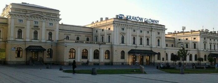 Plac Jana Nowaka-Jeziorańskiego is one of Krakow.