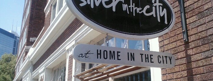 Silver in the City is one of Shopping: Indy Style.