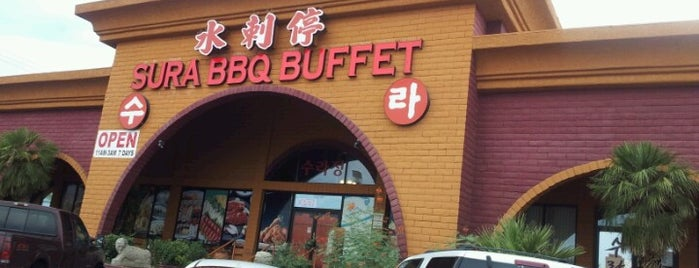 Sura B.B.Q Buffet is one of Vegas to do.