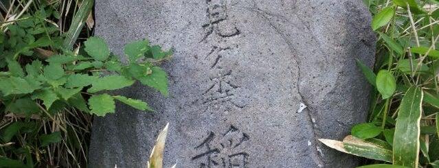 敵見ヶ森稲荷神社 is one of Shinto shrine in Morioka.
