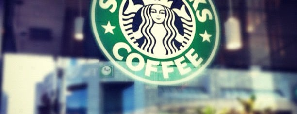 Starbucks is one of NZ to go.