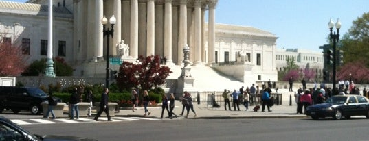 Supreme Court of the United States is one of ♡DC.