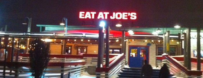 Joe's Crab Shack is one of Fun to-do.
