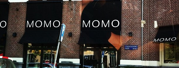 MOMO is one of Amsterdam.
