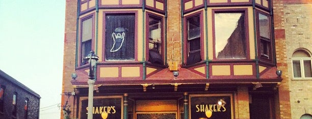 Shaker's Cigar Bar is one of The 15 Best Places for Tours in Milwaukee.