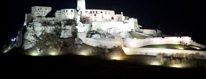 Spišský hrad is one of UNESCO Slovakia - kultúrne/prírodné pamiatky.