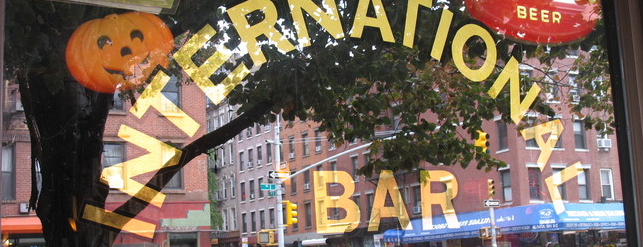 International Bar is one of 200+ Bars to Visit in New York City.
