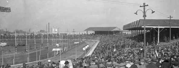 Harringay Stadium (Site of) is one of Historic Sites in Harringay.