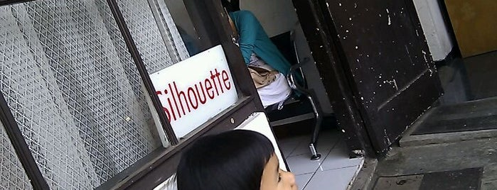 Silhouette dress maker is one of Rest & Relax @Bandung.