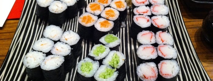 SushiCo is one of Restaurants, Cafes, Lounges and Bistros.