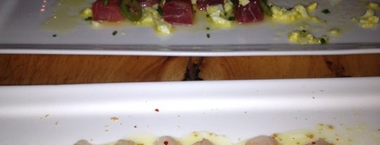 Bar Crudo is one of Restaurants to try.