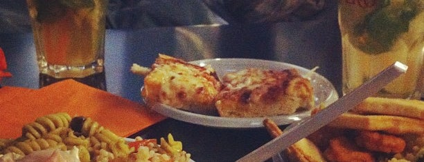 Pizzeria Pisa Le Tre Forchette is one of Favorite Nightlife Spots in Pisa.