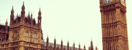 Big Ben (Elizabeth Tower) is one of Dream Destinations.