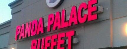 Panda Palace is one of Eateries Bon Apetit!.