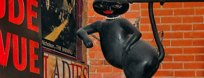 Fat Black Pussycat is one of Best NYC Happy Hours.