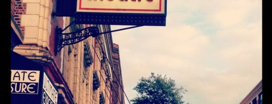 The Vic Theatre is one of 2013 Chicago Craft Beer Week venues.