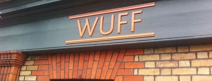 Wuff is one of The 15 Best Cozy Places in Dublin.