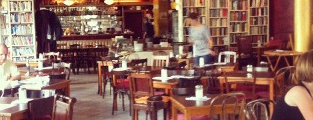 Goldmund Literaturcafe is one of Kölle.