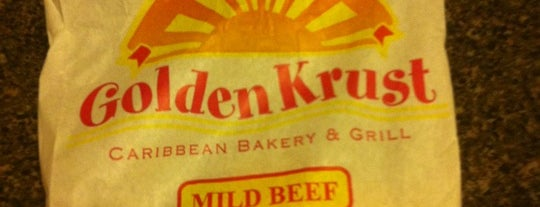 Golden Krust Caribbean Bakery and Grill is one of NYC - Quick Bites!.