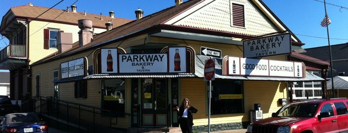 Parkway Bakery & Tavern is one of The 15 Best Places for a Seafood in New Orleans.