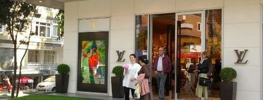 Louis Vuitton is one of mht.