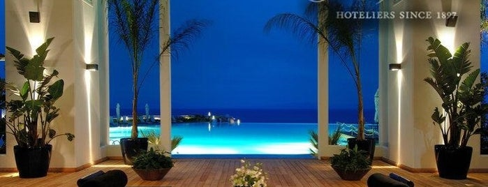 Kempinski Hotel Barbaros Bay is one of Bodrum !!.