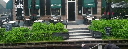 Ristorante Fratelli is one of NL.