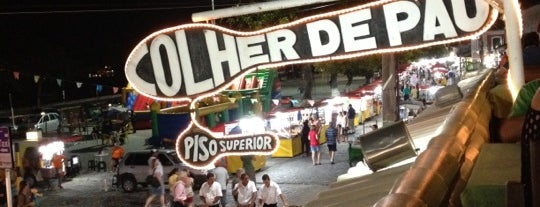 Colher De Pau is one of Porto Seguro, Brazil.