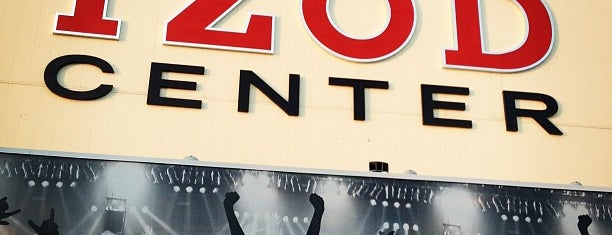 IZOD Center is one of 2012 - New York.