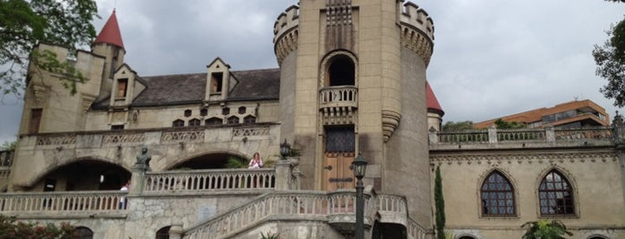 Museo El Castillo is one of For Colombia.