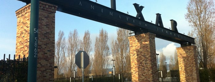 Pixar Animation Studios is one of Mis lugares más queridos !.