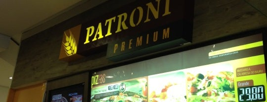 Patroni Pizza is one of Bares & Restaurantes.