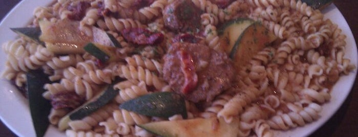Amorosa Pasta House is one of Burnaby Eats.