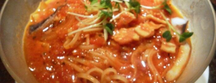 SOMETHING-TRE サムシング・トレ is one of イタリア式食堂CHIANTI.