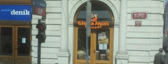 Gloria Jean's Coffees is one of Coffee.