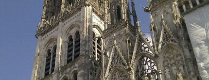 Cathédrale Notre-Dame de Rouen is one of Historic Tallest Buildings in the World.