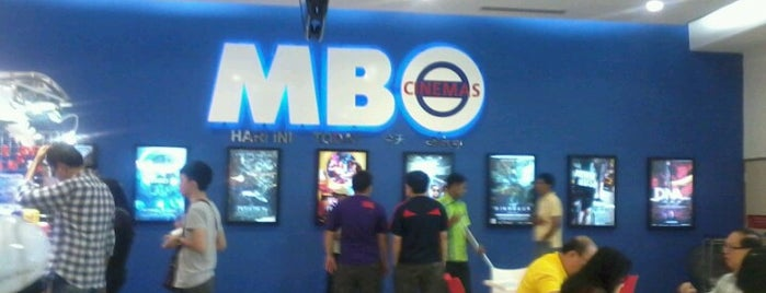 MBO Cineplex is one of Guide to Johor Bahru's best spots.