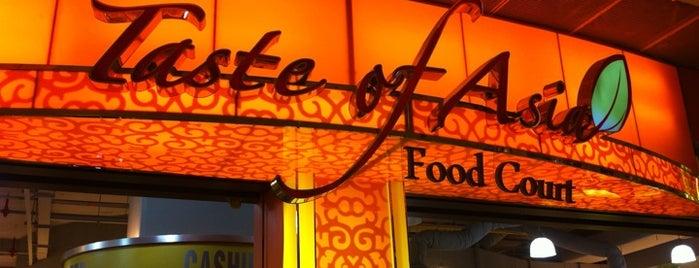 Taste of Asia Food Court is one of FoodLovers.