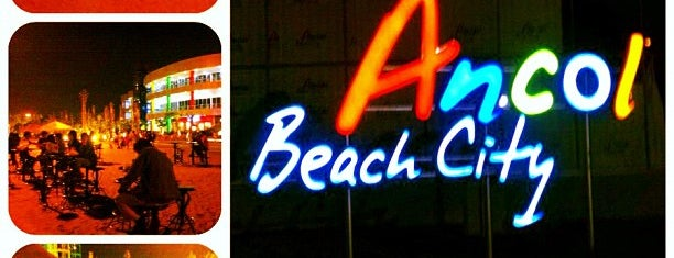 Ancol Beach City Mall is one of Ancol.
