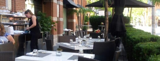 ONE Restaurant/Lounge is one of Toronto, Ontario, Canada.