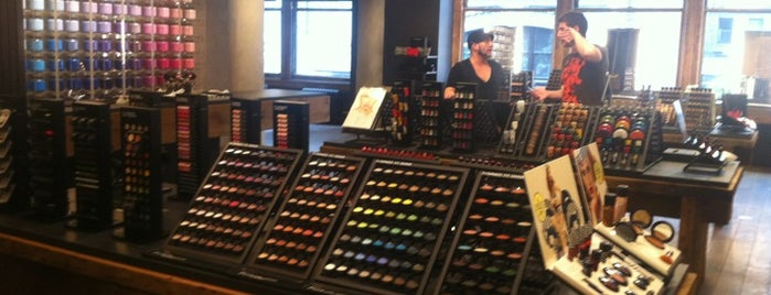 MAC PRO is one of Best NYC Beauty Shopping.
