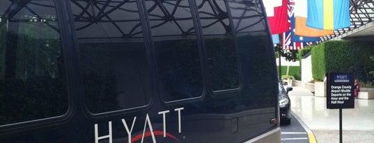 Hyatt Regency Irvine is one of HYATT Hotels and Resorts.