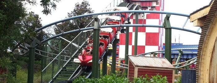 The Barnstormer is one of Walt Disney World.