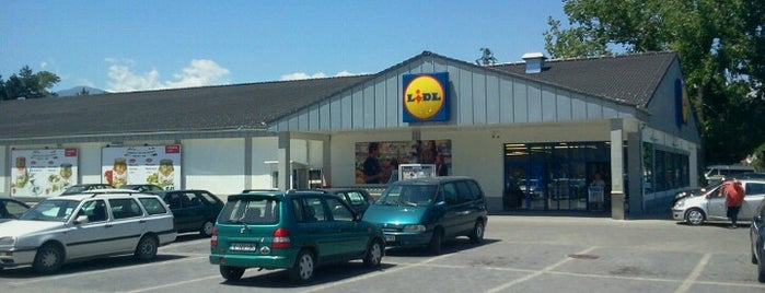 Lidl is one of Best of Bansko.