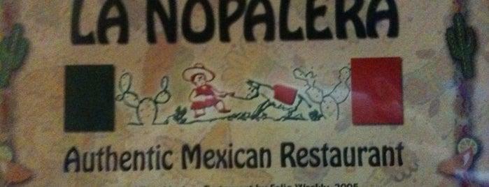 La Nopalera is one of JAX , FL.