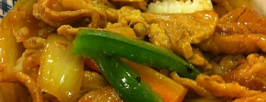 Yoshinoya is one of Top picks for Japanese and Korea Restaurants.