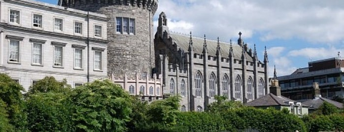 Dublin Castle is one of Dublin 2016.