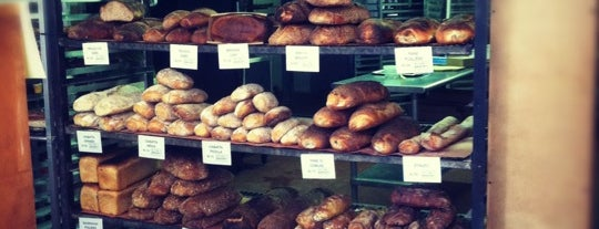 Sullivan Street Bakery is one of NYC To-Do.