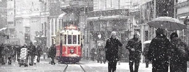 Galatasaray Meydanı is one of Istanbul 2014.